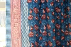 Indisk tyg Batist - 100% bomull - Doraya nr.7