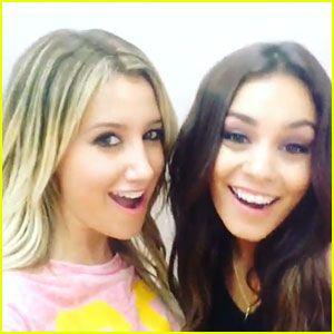 Vanessa Hudgens & Ashley Tisdale: 'Bridesmaids' Quotes Cuties