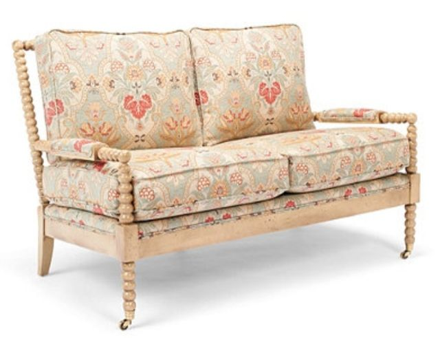 17 best images about vintage viewpoint on pinterest for Chintz couch