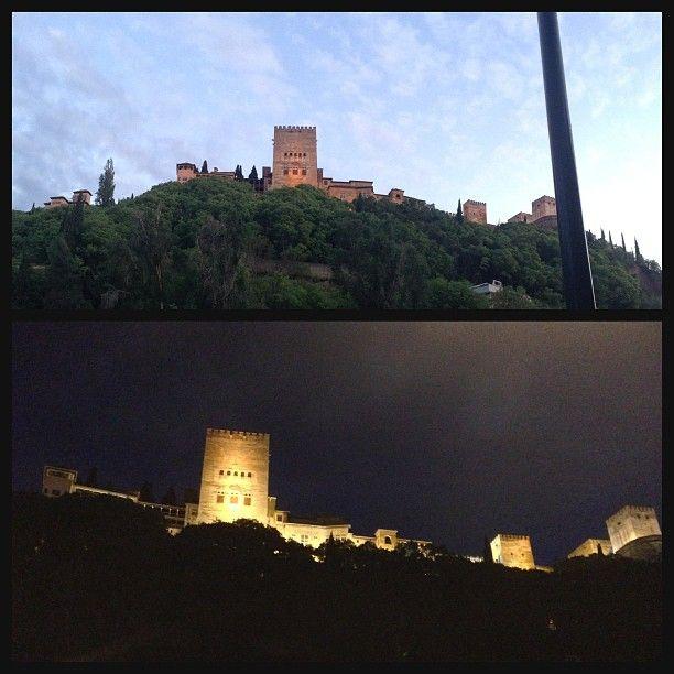 Granada à Granada, Andalucía