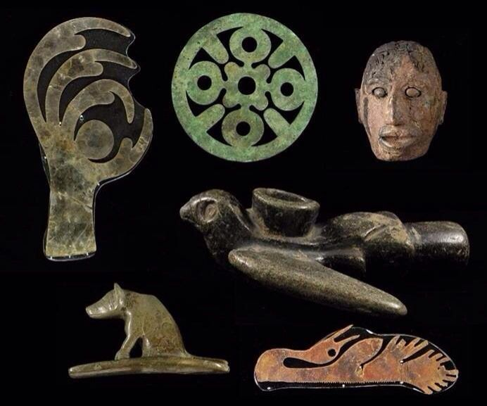 Hopewell Collection | The Field Museum