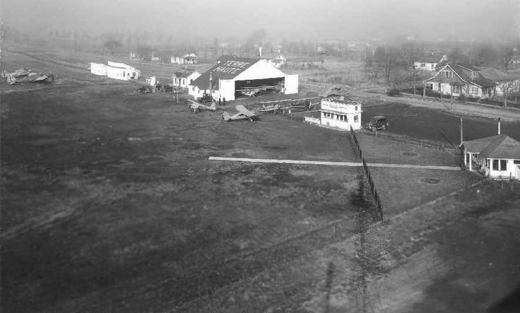 Image result for old aerial view columbus indiana | Aerial ...