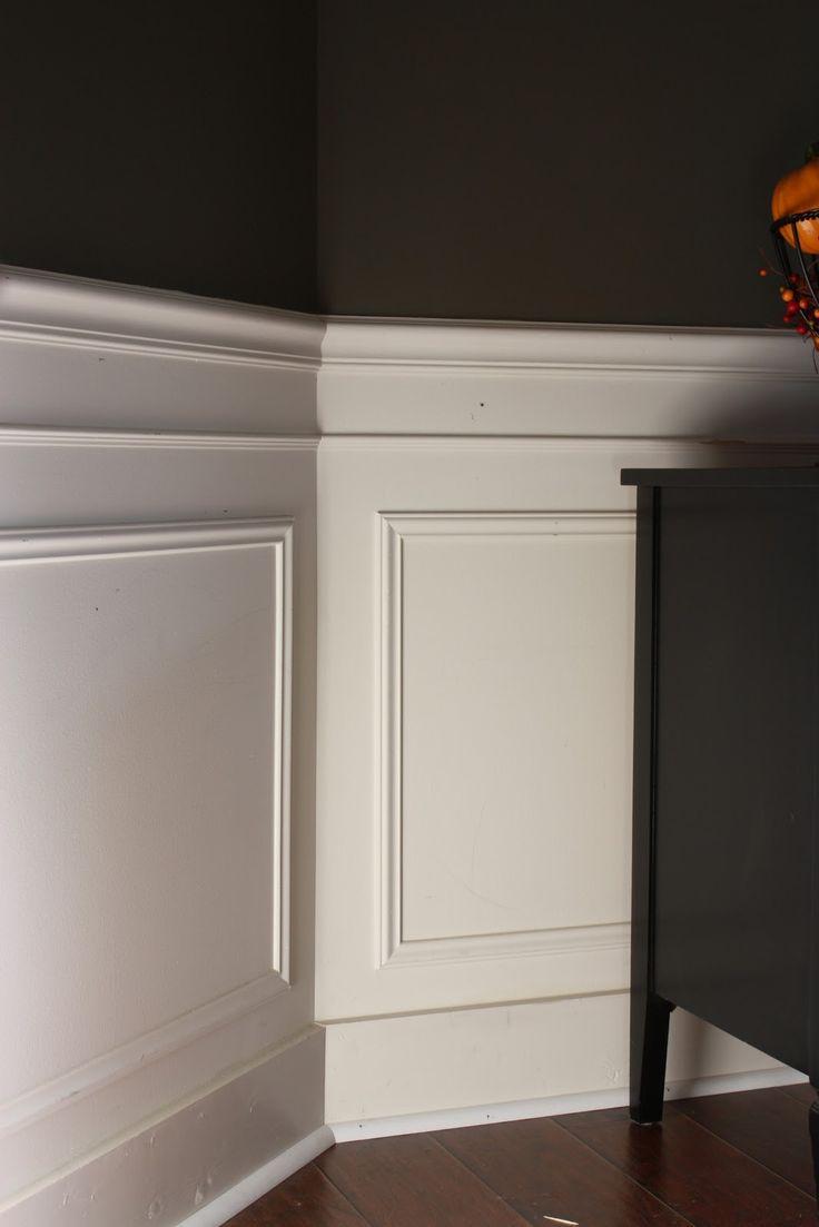 Molding for hall & foyer