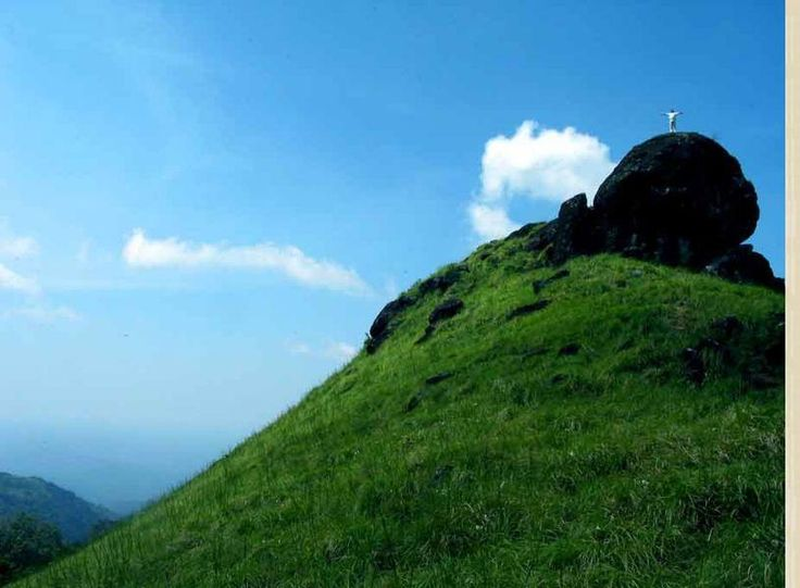 Ranipuram, Munnar. Experience the top of the world feeling at Kerala's hillstaion.
