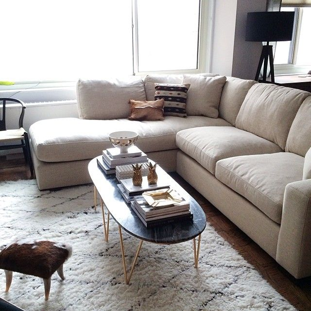 @Megan Maxwell Biram added our gorgeous Cameron Sofa to her refreshed living room. : cameron sectional - Sectionals, Sofas & Couches