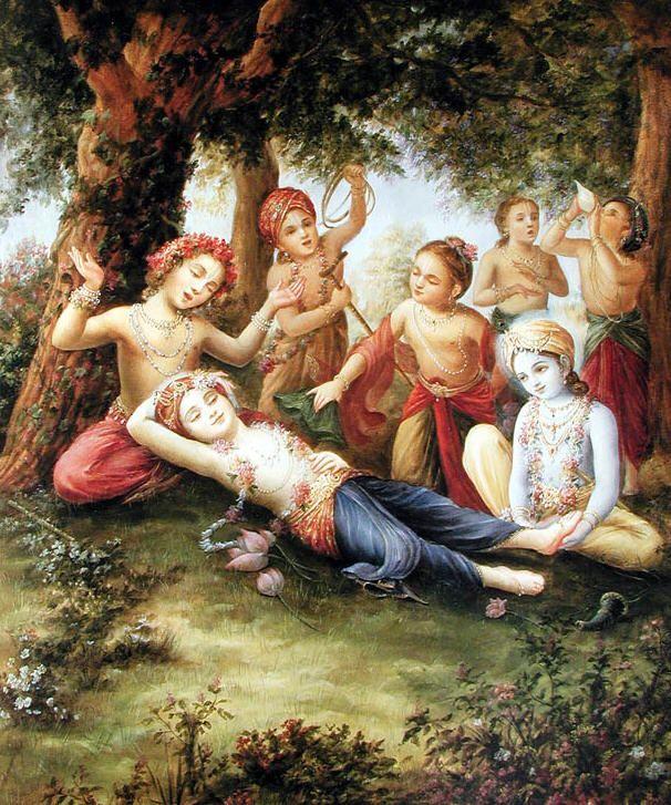 Kaliya Krishna Dasa 2