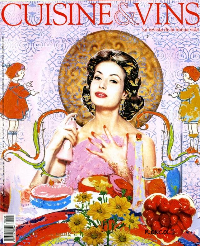 Tapa Revista Cuisine & Vines