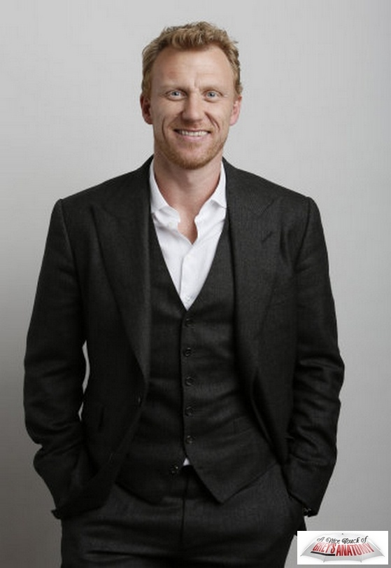 "Kevin McKidd divulga ""Brave"" » We Love Grey's Anatomy  He is soooo HOT!!!  Love that adorable smile!"