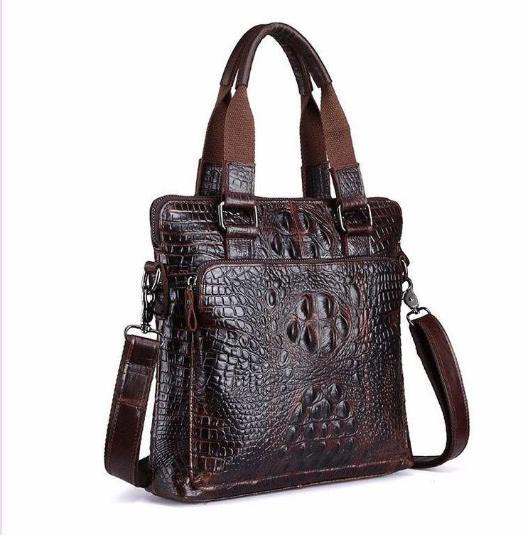 New Arrival Men Messenger Vintage Bag Shoulder Crossbody Bag Handbags Genuine Le