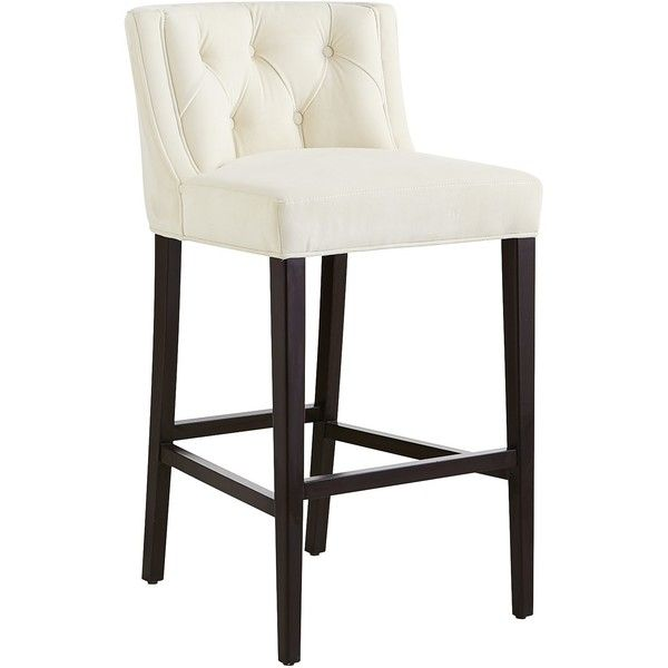 pier 1 imports gisle bar stool 280 liked on polyvore featuring home