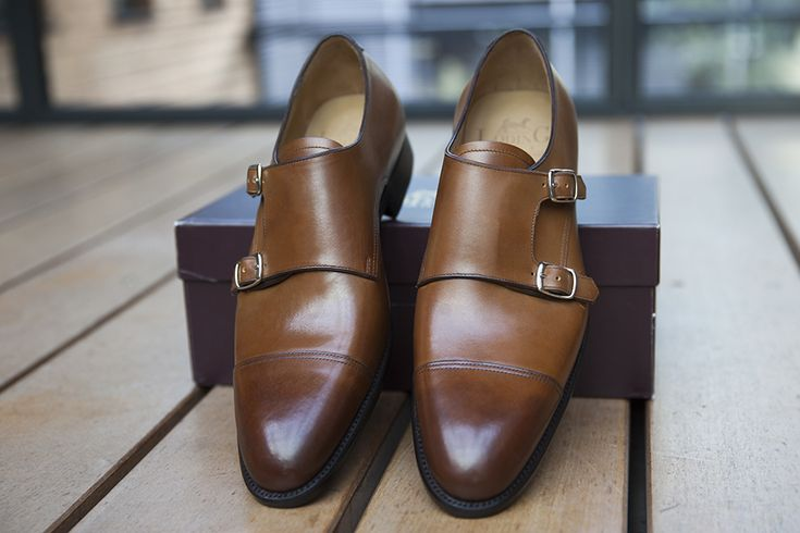 Derby double boucle Loding #chaussures #derbys #boucles #loding #dandy #chic #style #menstyle #shoes #monkshoes