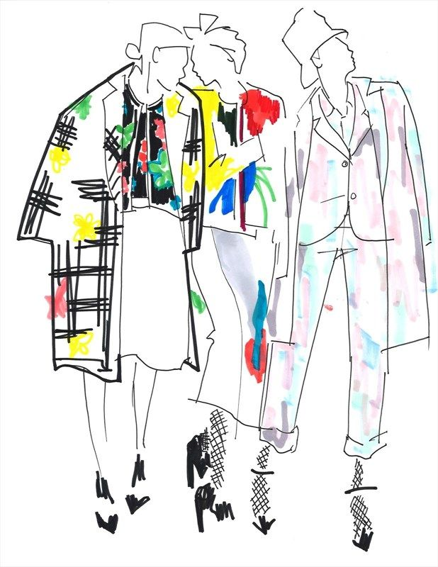 NYFW Illustrated Guide: Thom Browne