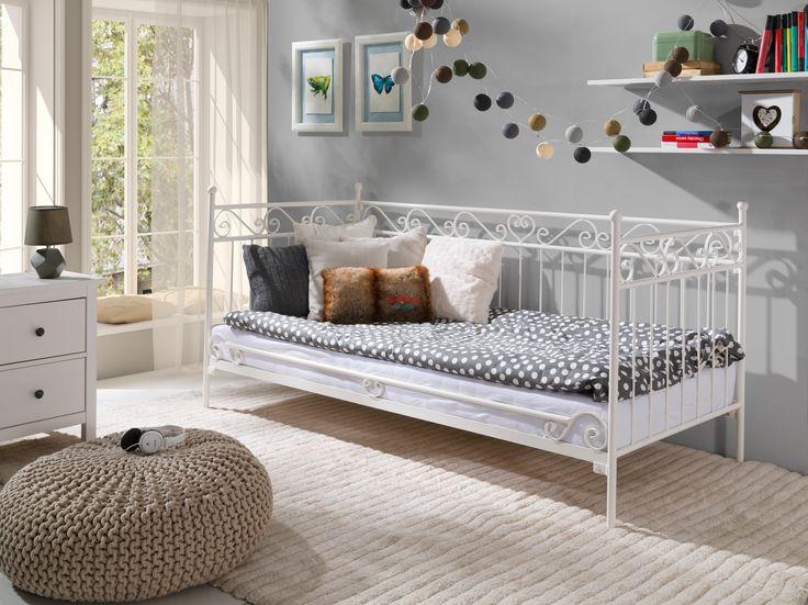 Dětská kovová postel model 2 S - Dětské kovové postele