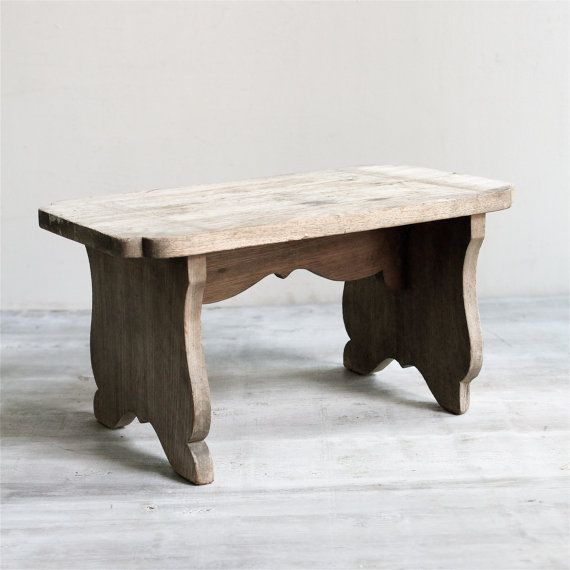 262 Best Old Stools Benches Images On Pinterest: 1112 Best VINTAGE AND ANTIQUE WOODEN BENCHES AND STOOLS