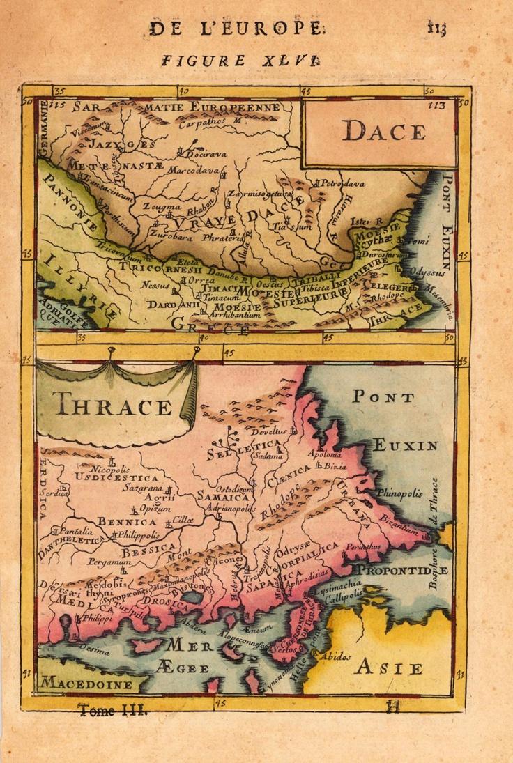 1684: Dace (Dacia)