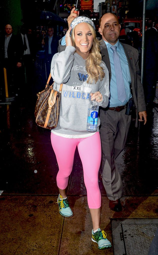 All the Details on Carrie Underwood's Pregnancy Workout—Get the Scoop!