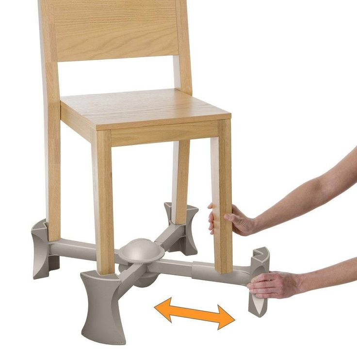 Kaboost Rehausseur de Chaise de Kaboost/Kaboost Chair Booster, Naturel/Natural