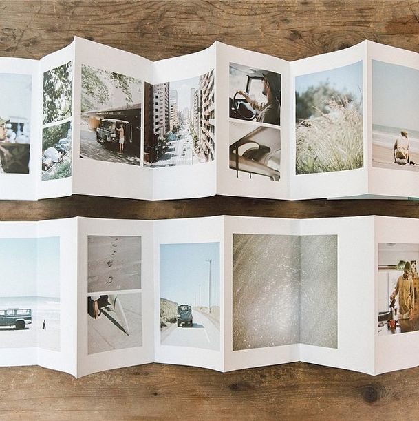 Beautiful way to do your design / photography portfolio