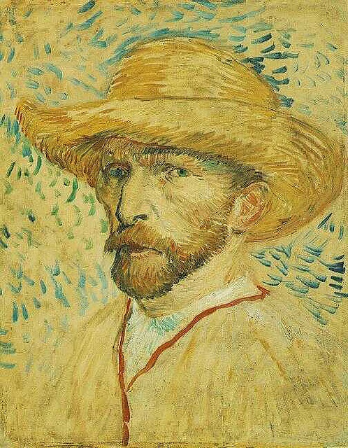 Vincent Van Gogh ○ Happy Birthday Van Gogh! On this day in 1853, Vincent van Gogh was born. Learn more about his life here.