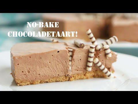 No-bake chocoladetaart   super lekker en kidsproof! - Schepje Suiker