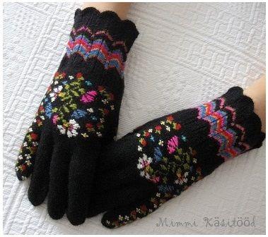 Artist Helena Smitt: knitter