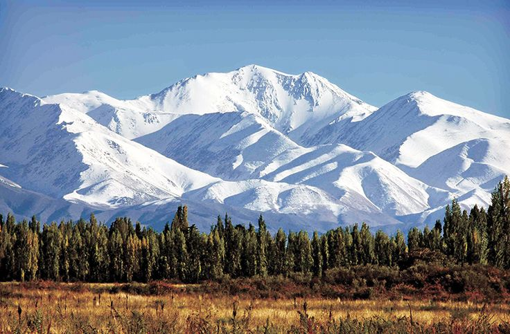 Food, wine, horses, mountains… Argentina's Mendoza province has it all. Elizabeth Kerr reports.