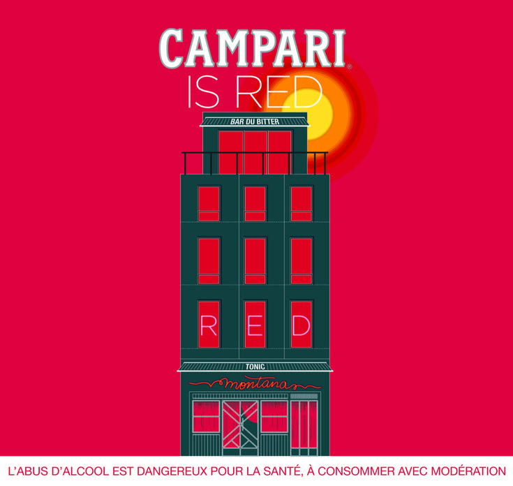 Summer is Coming with Campari Cocktails
