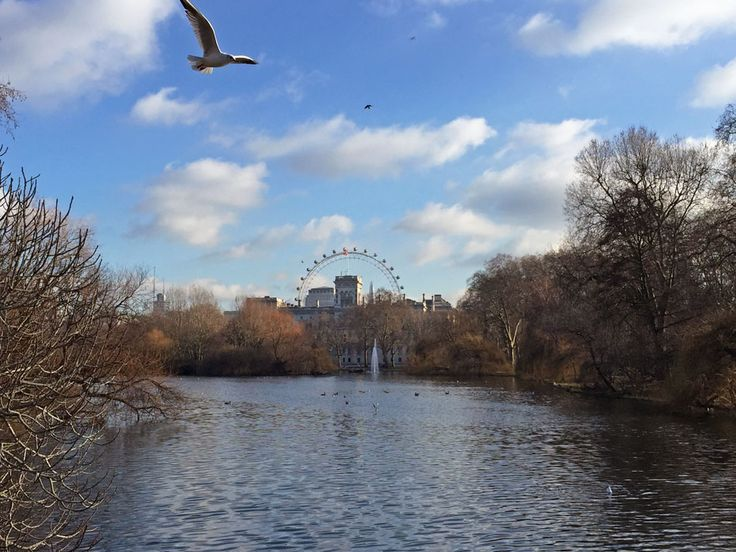 St James's Park nel London, Greater London