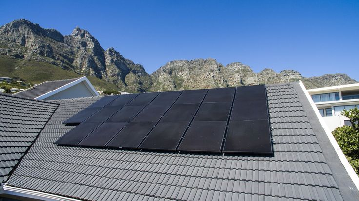 Solar P.V in Cape Town #GoGreen #Solar #PowerYourself