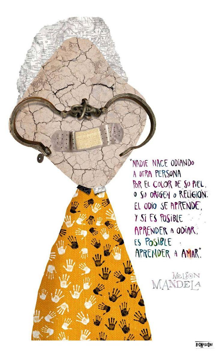 Mandela by Pablo Bernasconi