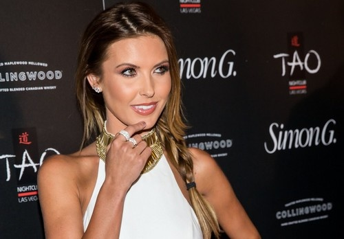 Audrina Patridge at The Annual Simon G Soiree, at the Tao Nightclub in Las Vegas on June 1, 2013