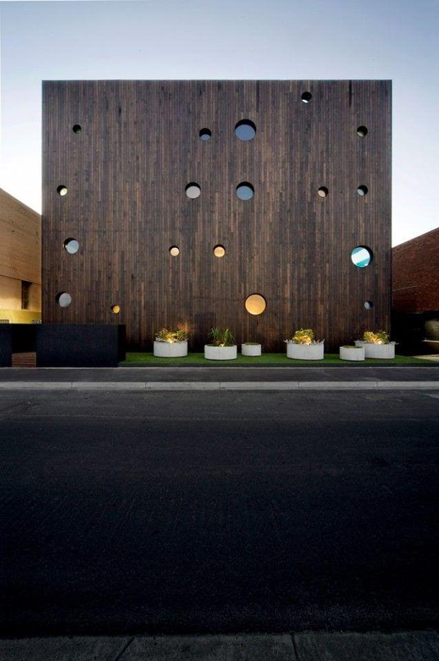 Fachada // Departamentos Hue // Jackson Clements Burrows Architects // Victoria, Australia