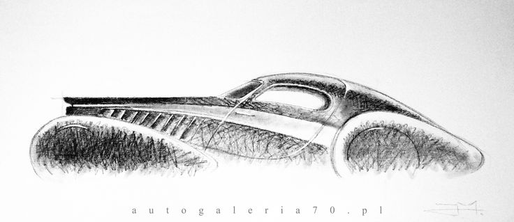 Bugatti typ 64 :-)