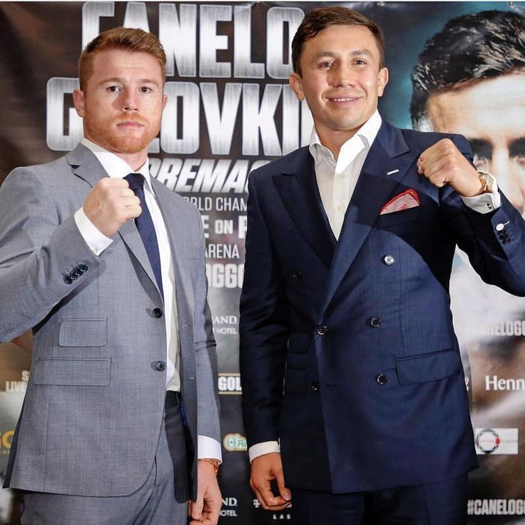 It's on! @canelo vs @gggboxing. ➡️ Who you got???