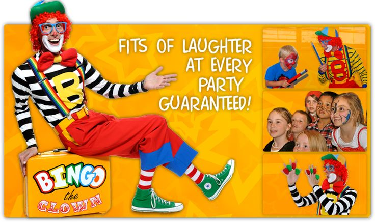 Bingo & Friends - Clowns, Pirates and Fairies Auckland - Bingo and Friends Childrens Party and Pre-school Entertainment, Kids Face Painting,...