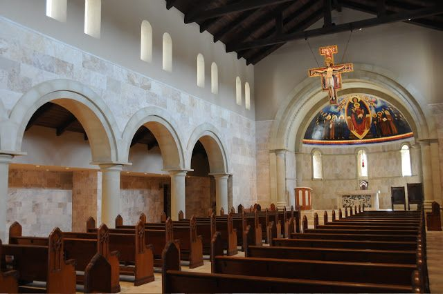 New Liturgical Movement: Chapel of St. Anthony's High School, South Huntington, New York