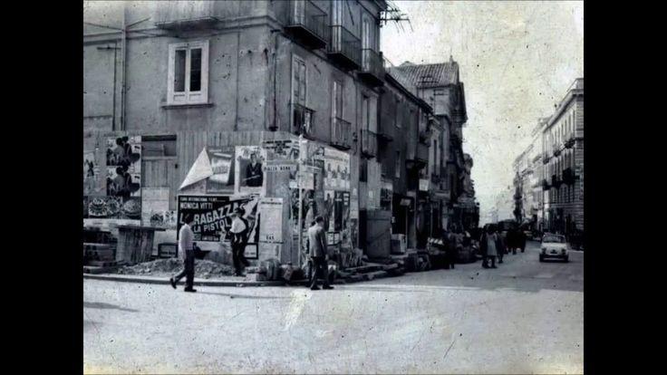 La storia del corso Garibaldi(benevento)