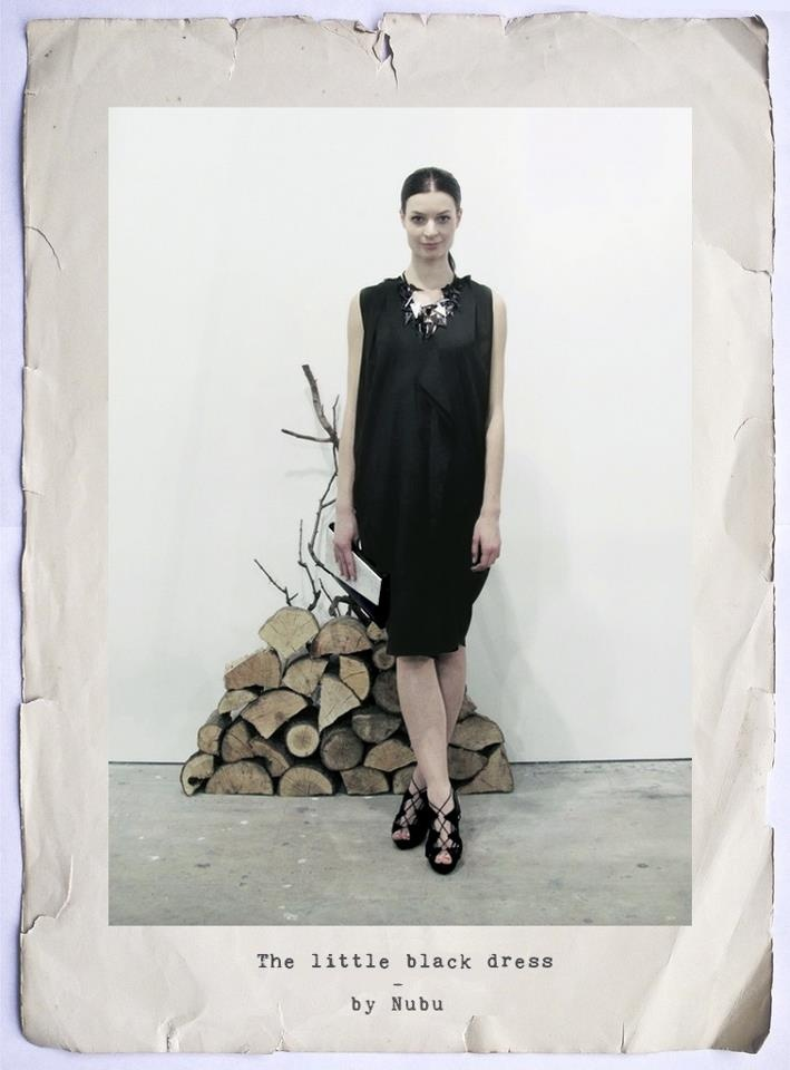 Little black dress form Ourstyle