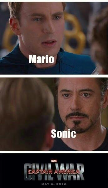 We all know who is truly the best... SonicFTW!<---Pretty sure we basically have the same opinions on everything