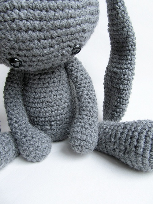 ... Pattern) crocheting Pinterest Spanish, Free pattern and Bunnies