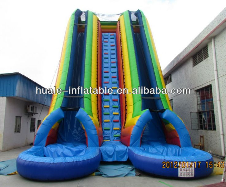 best 25 inflatable water slides ideas on pinterest blow up pool inflatable water park and blow up pool toys