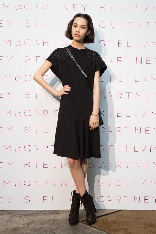 at the stella mccartney f/w 2013 presentation & party at the british embassy in tokyo, japan