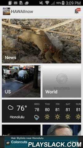 HAWAII Now: Local News Weather  Android App - playslack.com ,  HAWAIInow is the mobile app for Hawaii breaking local news, weather