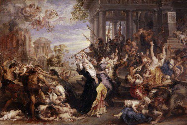 Massacre of the Innocents (Peter Paul Rubens)