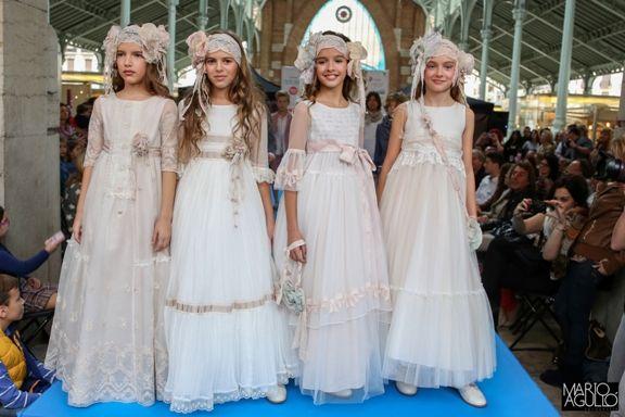 Vestidos de Comunión 2016 de Hortensia Maeso para 'Les Enfants de l'Eden' - http://www.valenciablog.com/vestidos-de-comunion-2016-de-hortensia-maeso-para-les-enfants-de-leden/