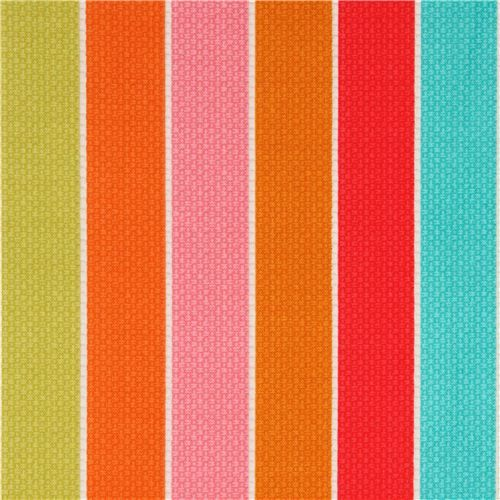 Michael Miller stripe fabric