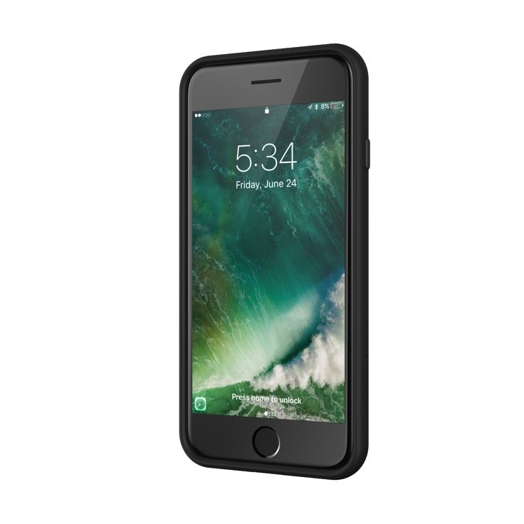 Designed with clean lines and features bumps on the curved. NUMBERS defends your iPhone from drops up to 1.5m.