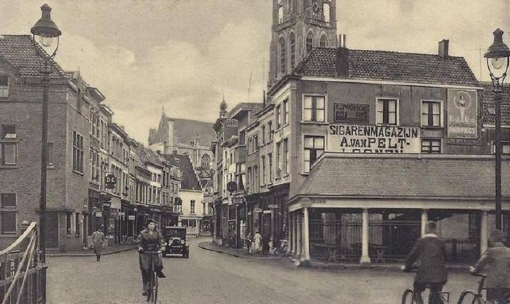 Vismarktstraat 1940