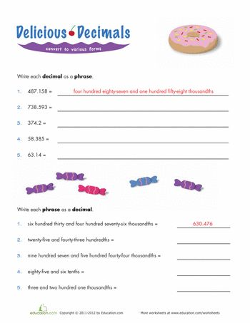 Printables Expanded Form Worksheets 5th Grade 1000 ideas about expanded form worksheets on pinterest place value activities and tens ones
