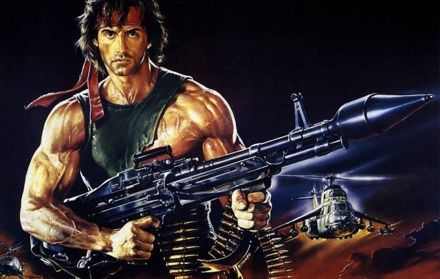 A television continuation of the Rambo film series, titled Rambo: New Blood, is in development at FOX with Sylvester Stallone set to return!